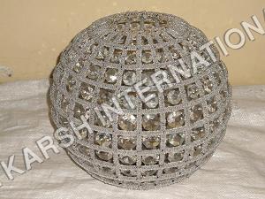 Fancy Ceiling Crystal Balls