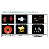 Induction Furnace Power Supply Component