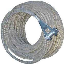 Winding Steel Wire Ropes