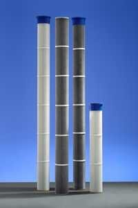 Pleated Filter Cartridges Easyfit  Ø150mm