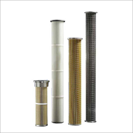 Hot Gas Filtration Filter Cartridge