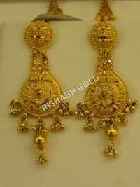 Small Gold Earrings