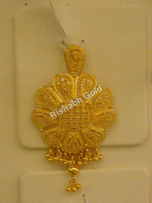 Bridal Gold Pendants