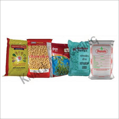Natural Seeds Bags