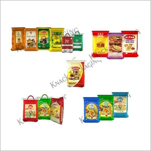 Foods Spices Bags