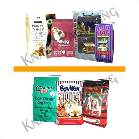 Animal Food Bags