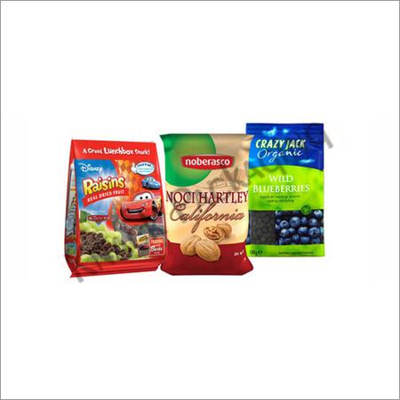 Nuts & Dry Fruits Packaging Bags