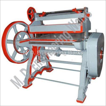 Paper Plates Cutting Machinery