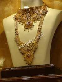 Gold Rani Haar