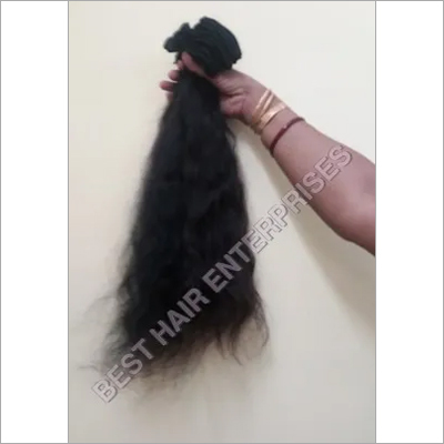 Single Drawn Bulk Hair