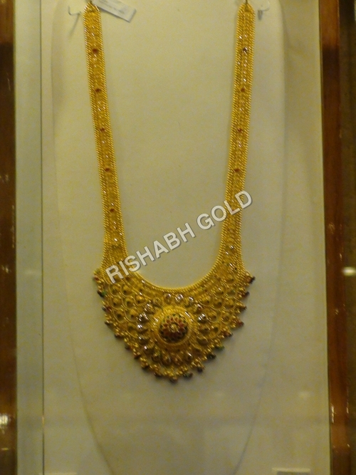 Rani Gold Necklace