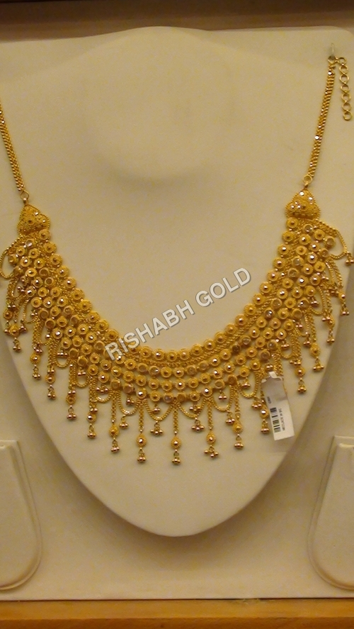 Ladies Pure Gold Necklace