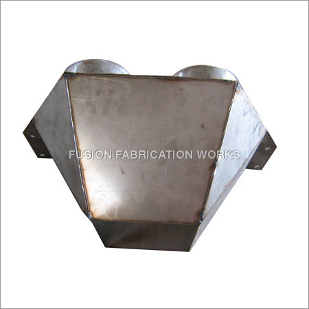 Stainless Steel Mixer Component