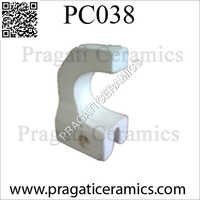 Furnace Ceramic Hook