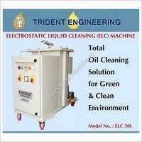 Electrostatic Oil Purifier (Eop) Machines