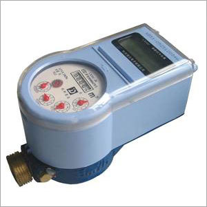 Touch Type Prepaid Water Meter