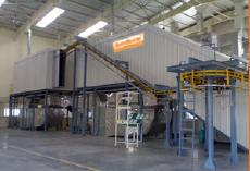 Powder Coating Oven & Plants