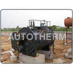 Solid Waste Fired 3 Pass Wet Back Boiler