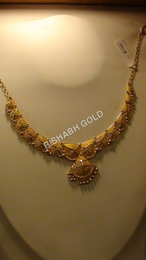 Pure Gold Necklaces