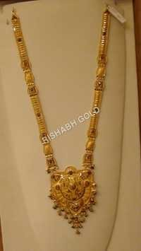 Designer Gold Long Haar