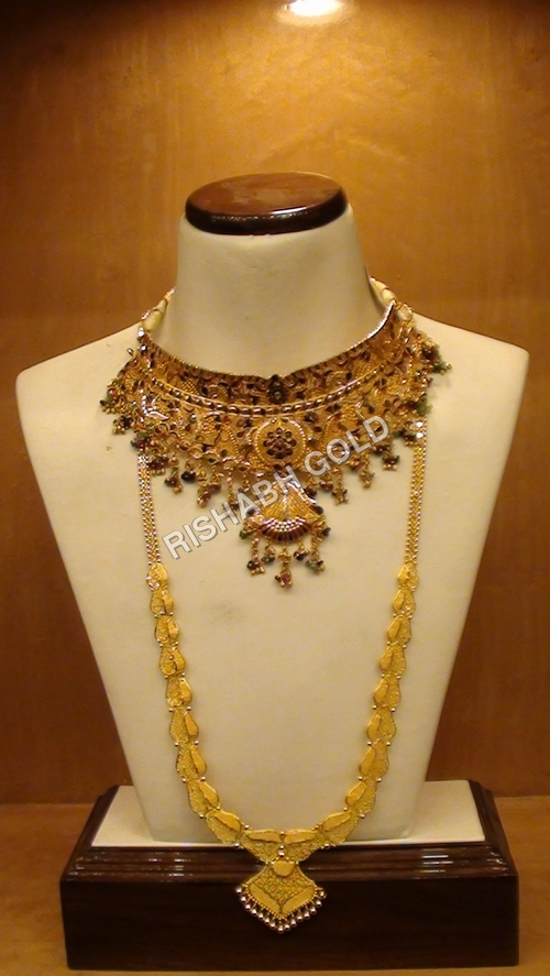 NECKLACE AND HAAR