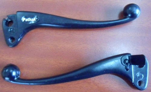 Two Wheeler Clutch Lever