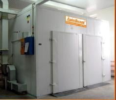 Chamber Dryers