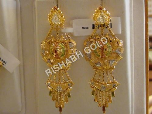 Gold EARINGS