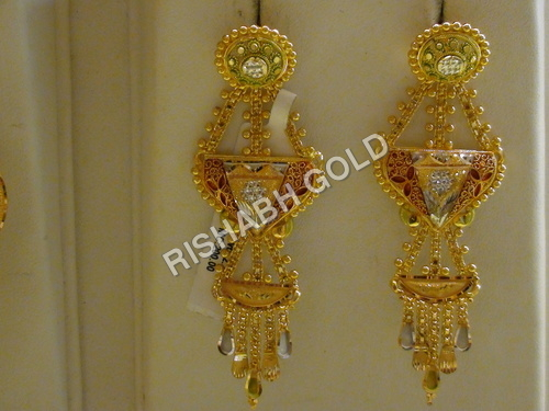 Fashion Chandelier Jhumka Earrings
