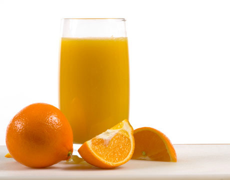 Orange Soft Drink Concentrate