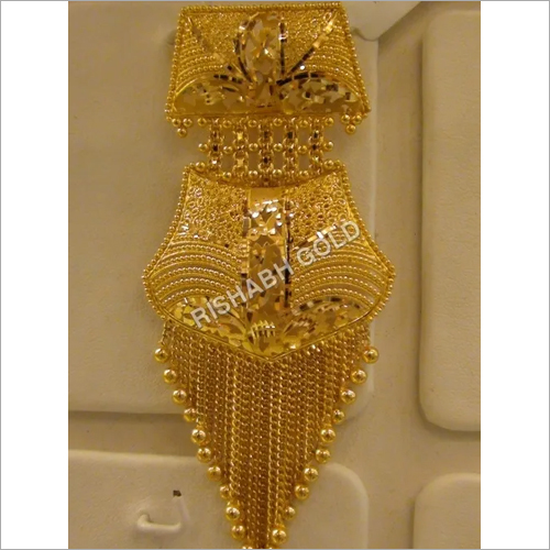 Gold Pendant Jewelry