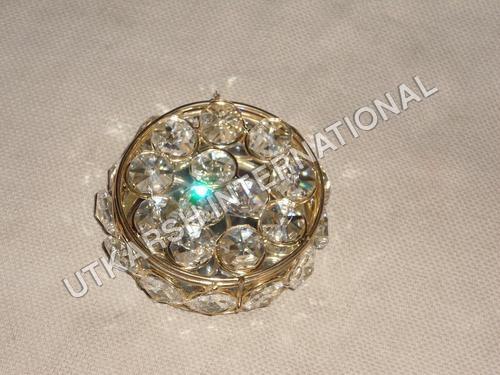 Round Jwellery Box