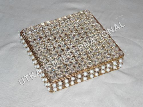 Beaded Jwellery Box