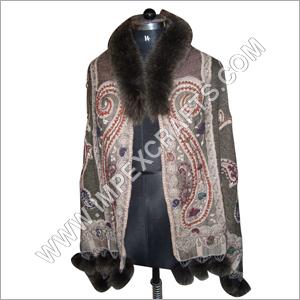 Fox Fur shawls