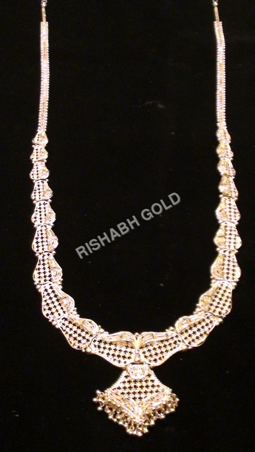 Designer Gold Necklace