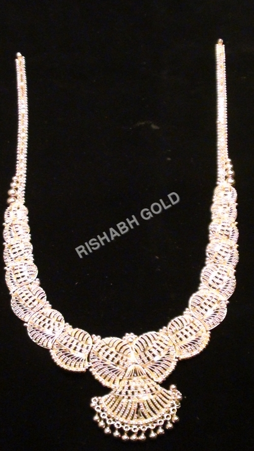 Bridal Designer Gold Necklace