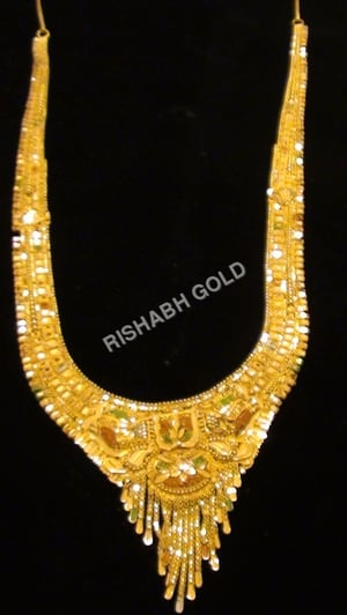 Bridal Long Necklace