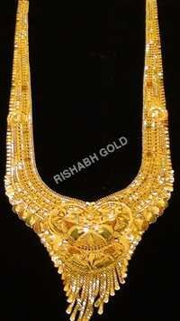 Wedding Fancy Gold Necklace