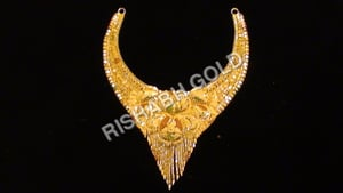 Ladies Gold Necklace