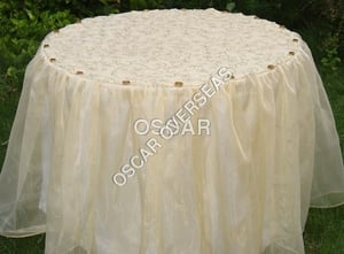 Organza Table Cover