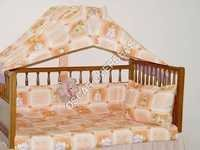 Crib Bedding Printed
