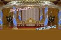 Crystal Mandap Decoration For Wedding