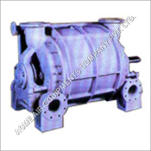 Water Ring Type Vacuum Pumps