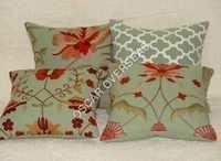 Emb Cushion Cover