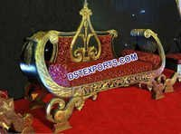 Asian Wedding Royal King Sofa