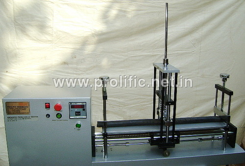 Abrasion Tester for Heavy cables