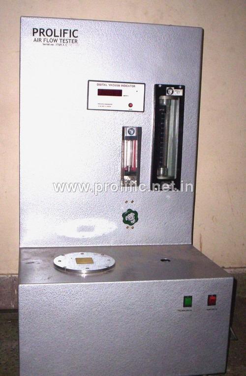 Air Flow Tester for Foam