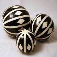Inlaid Decorative Balls
