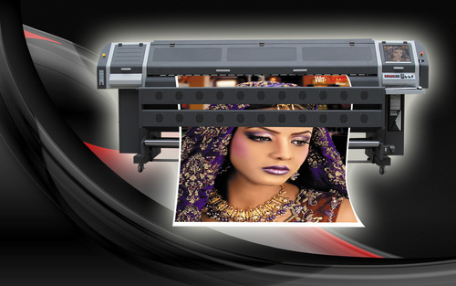 Wit Colour Ultra 4000 Printer Polaris Head Printer