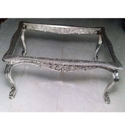 Decorative Metal Coffee Table